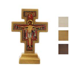 Krzyż Franciszkański stojący 8 cm