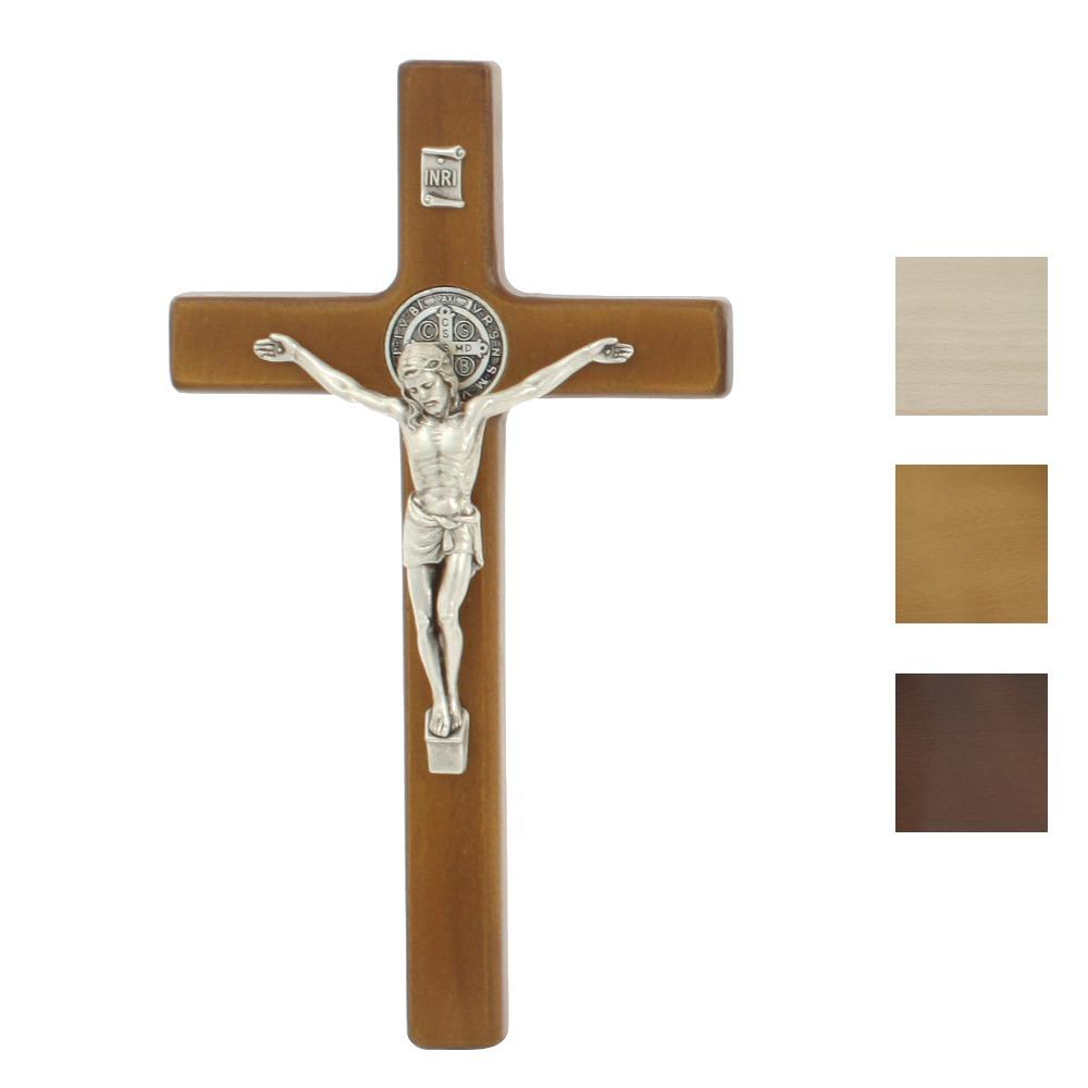 Krzyż Benedyktyński wiszący 18 cm
