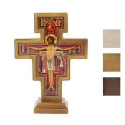 Krzyż Franciszkański stojący 14 cm