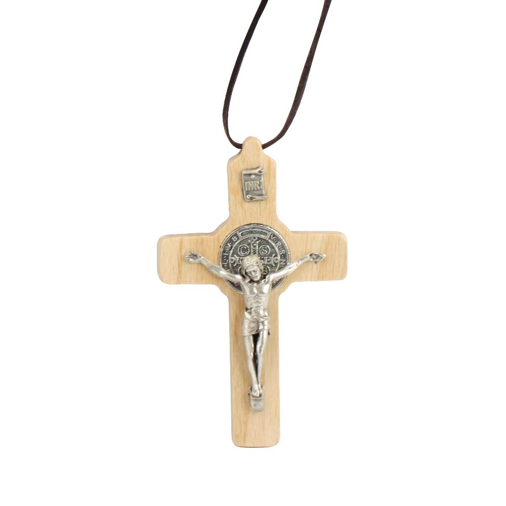 Krzyż św. Benedykta Buk