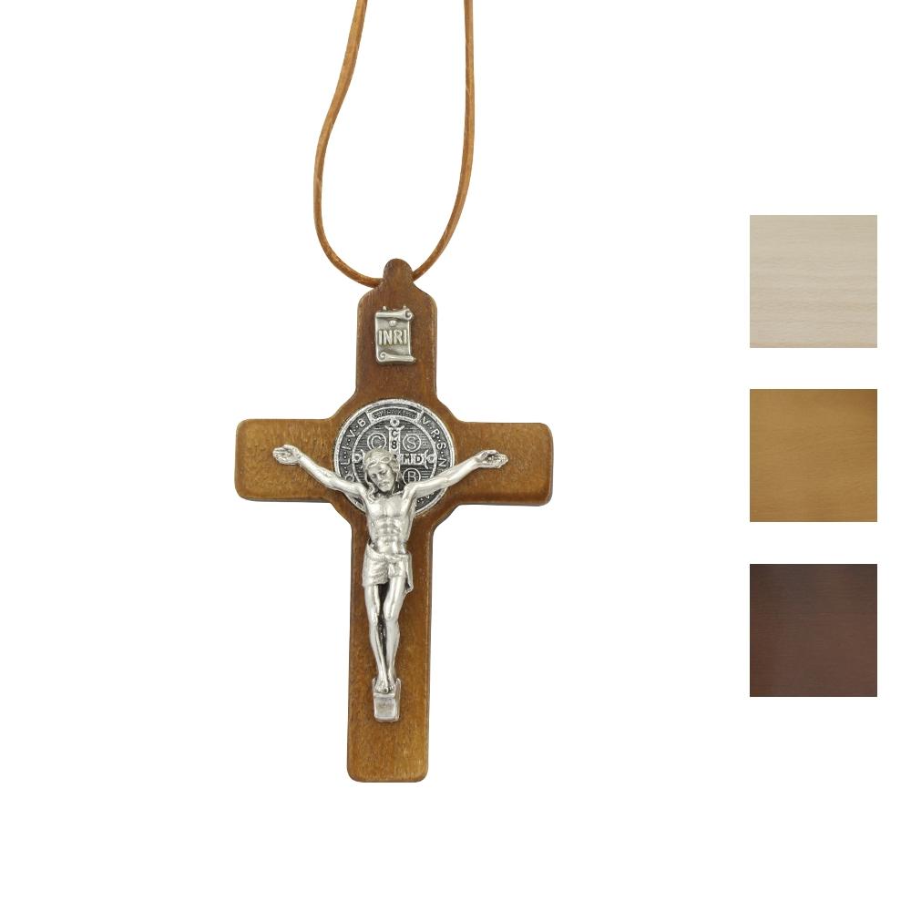 Krzyż Benedyktyński wiszący 7 cm