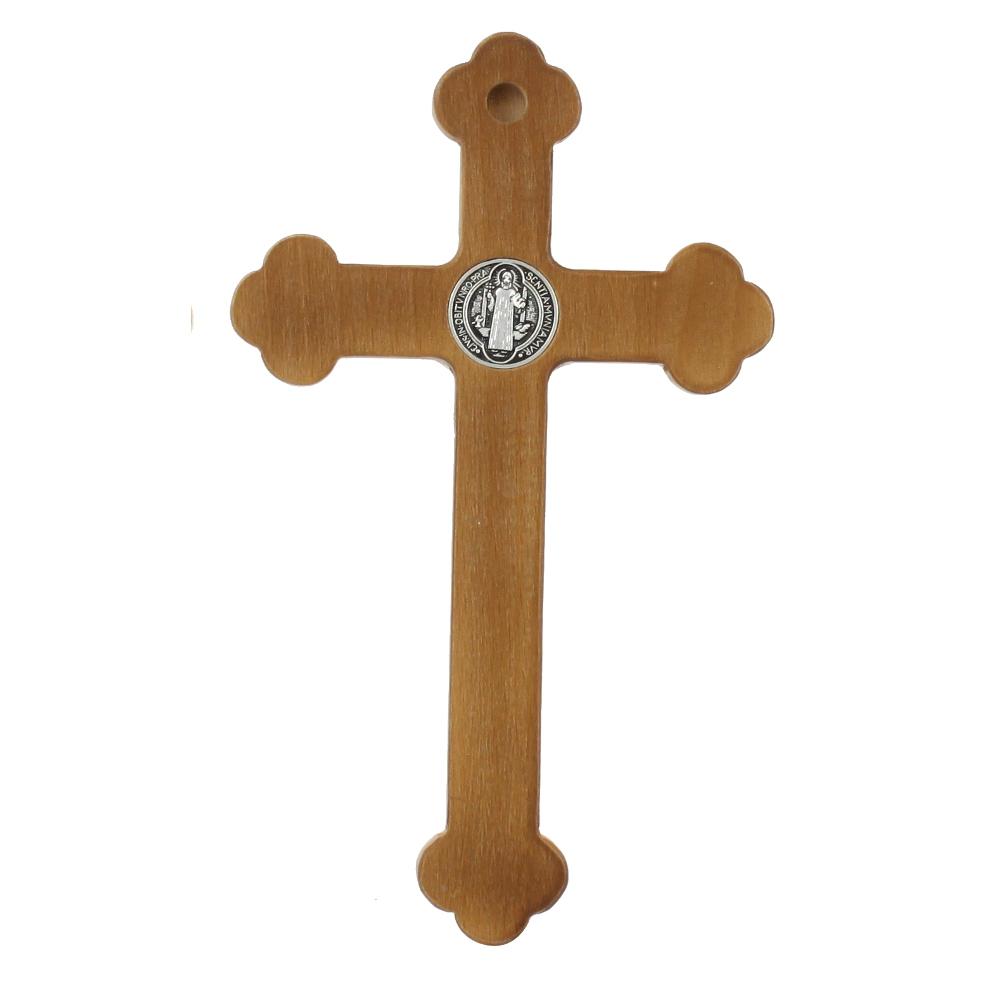 Krzyż Syjonu 18 cm rustykalny tył