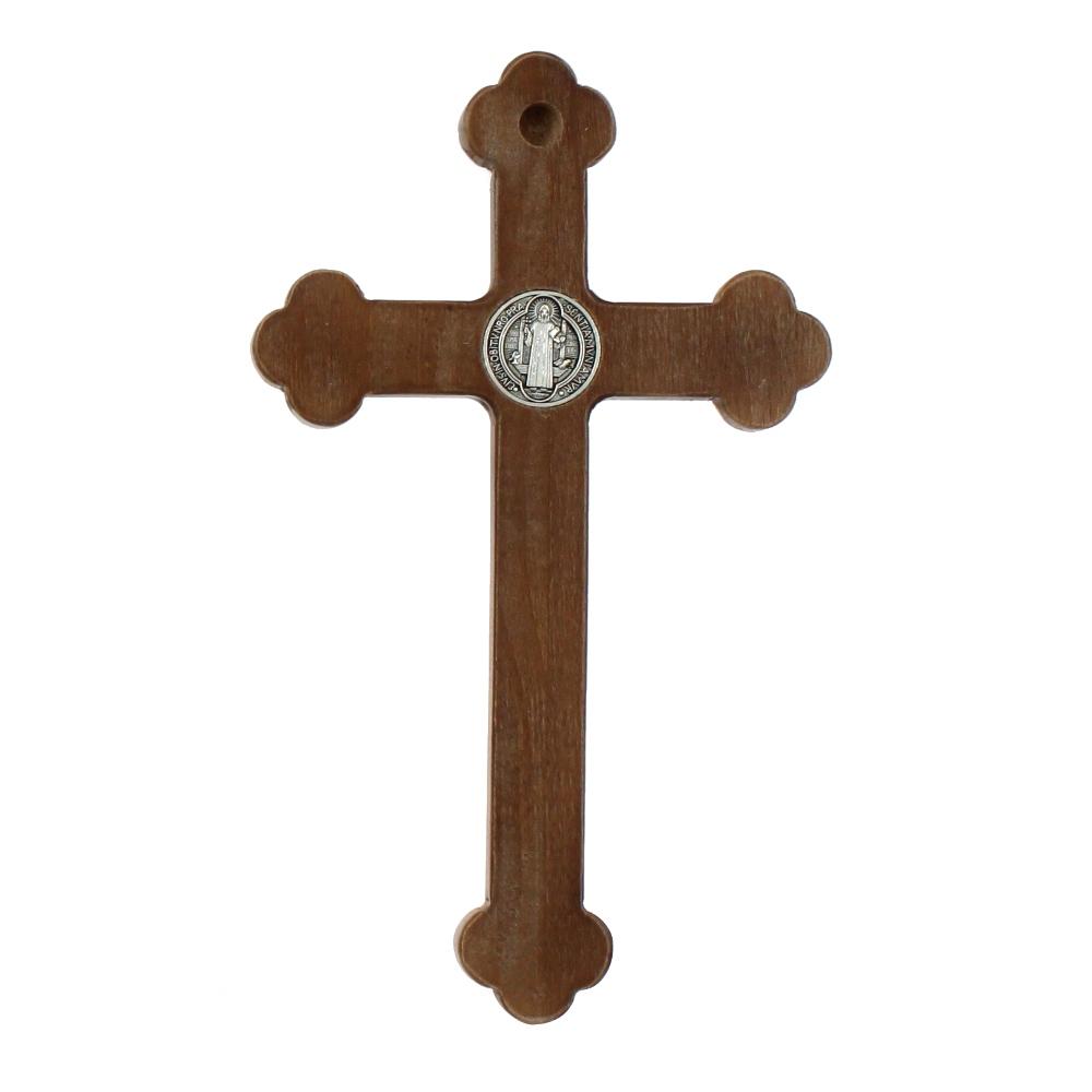 Krzyż Syjonu 18 cm ciemny tył