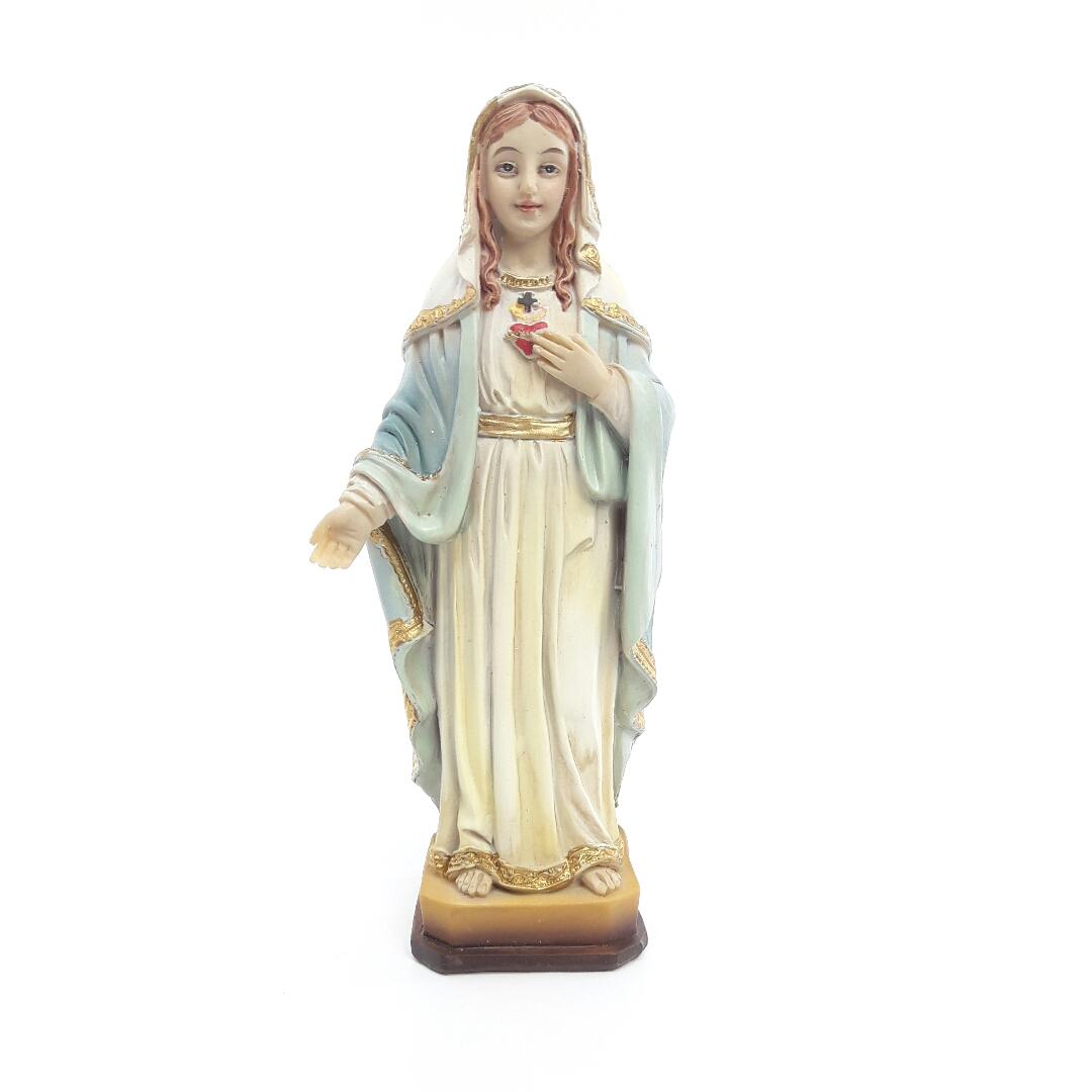 Figurka Serce Maryi 12 cm
