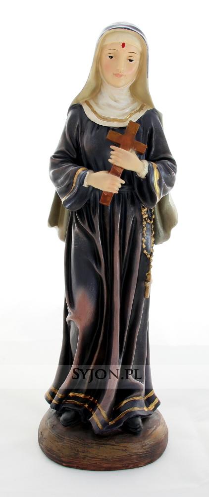 Figurka Świętej Rity 20 cm