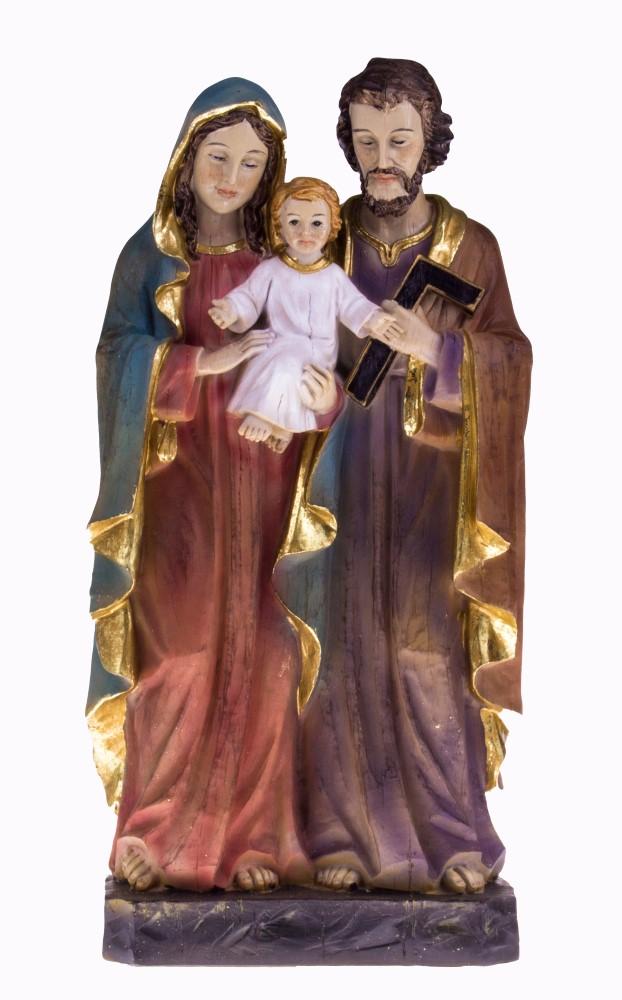 Figurka Świętej Rodziny 12,5 cm