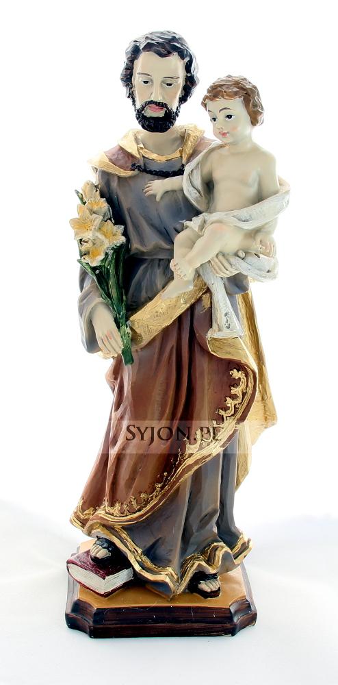 Figurka św. Józef 12.5 cm