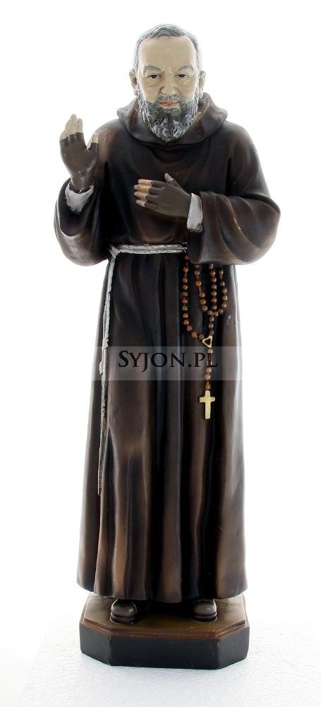 Figurka Ojca Pio 12.5 cm