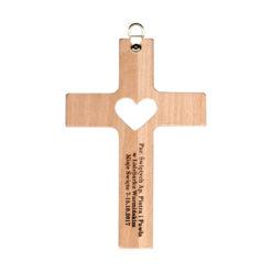 Krzyż drewniany na misje święte