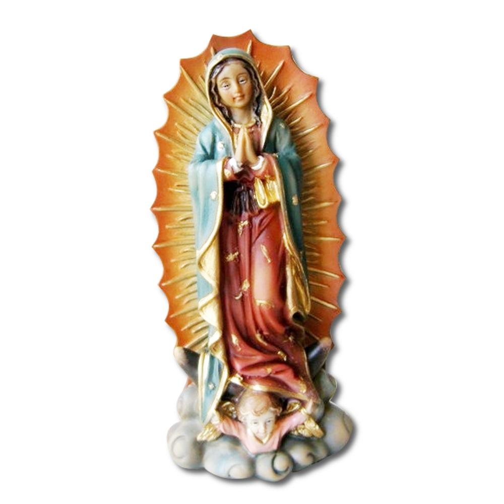 Figurka Matka Boża z Guadalupe 20 cm