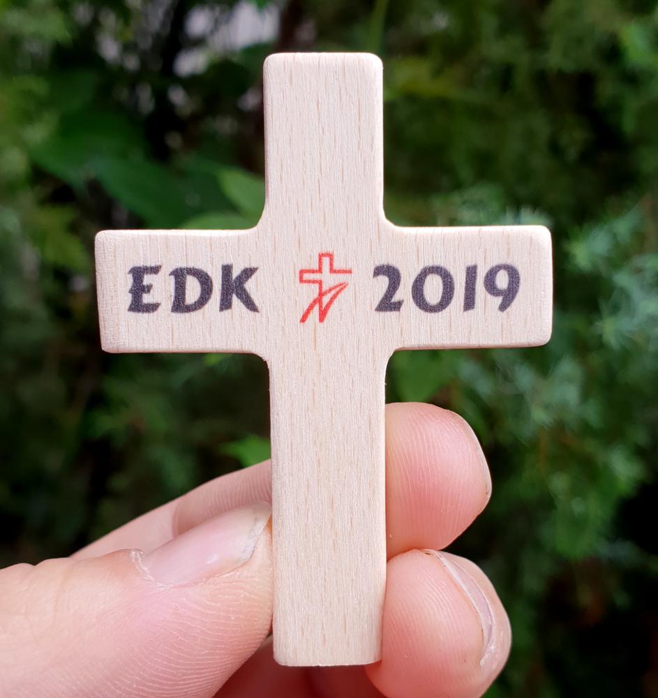Krzyż EDK 2019