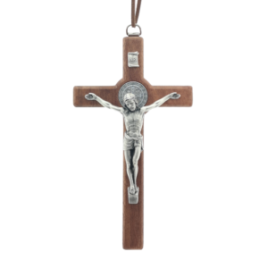 Krzyż św. Benedykta 15 cm