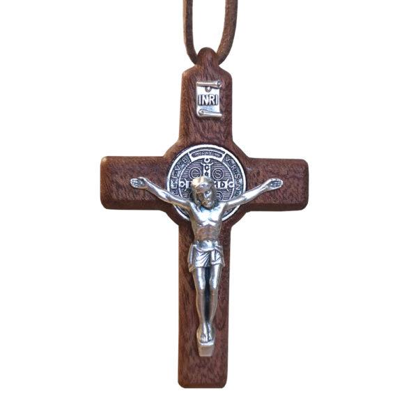 Krzyż św. Benedykta 7 cm
