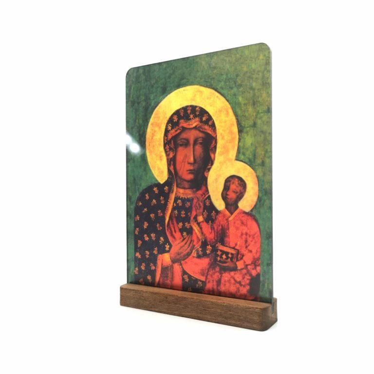 Witrażyk Matka Boża Częstochowska