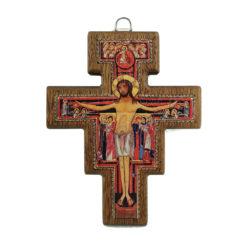 Krzyż Franciszkański 13 cm