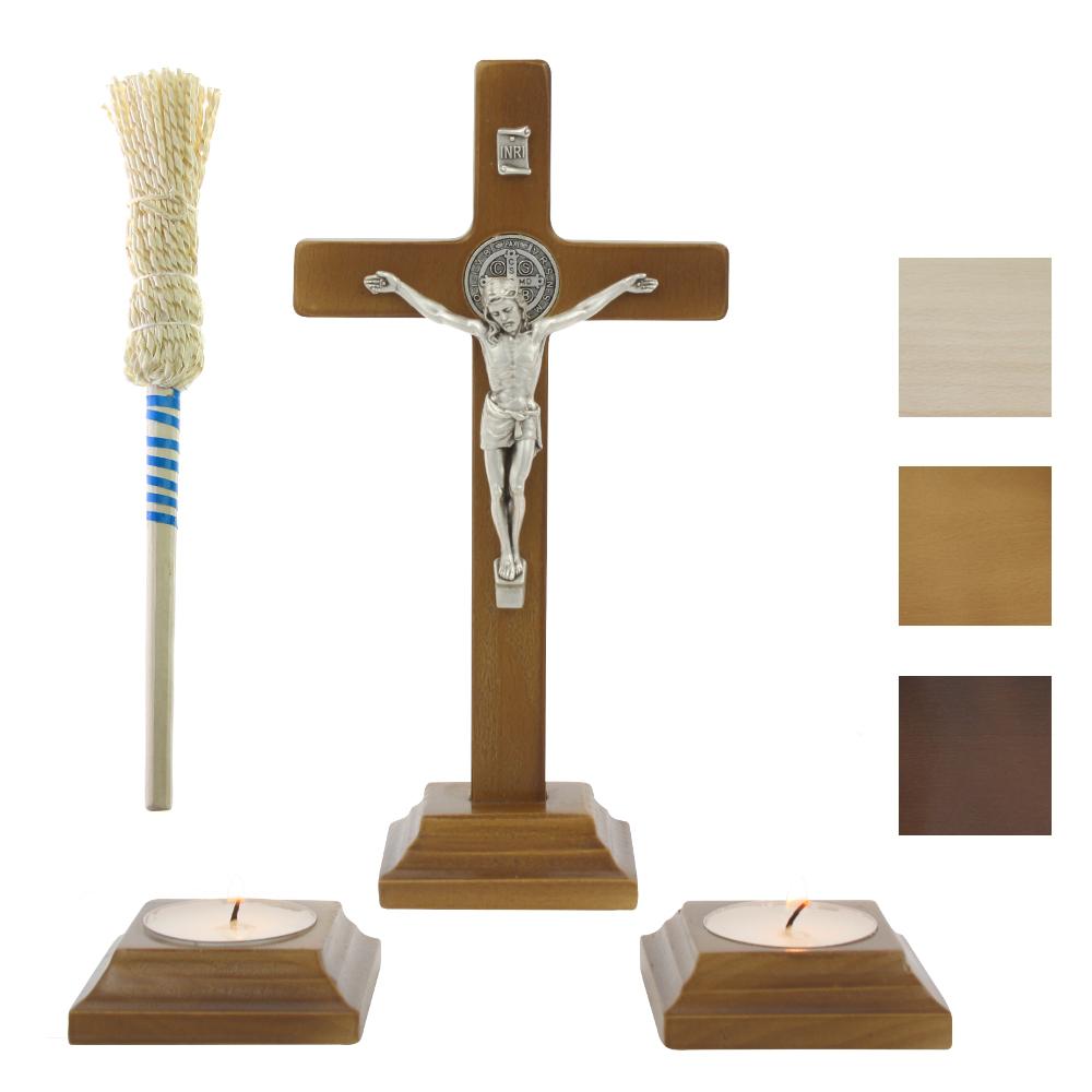 Zestaw kolędowy - ołtarzyk św. Benedykta