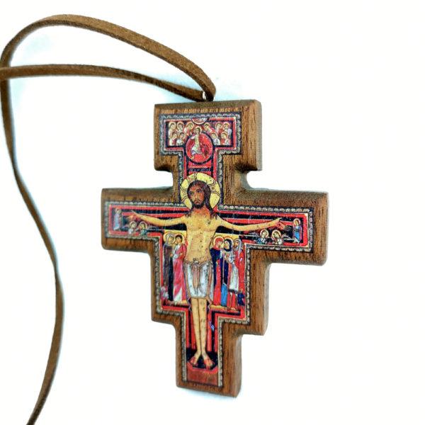 Krzyż franciszkański 7 cm
