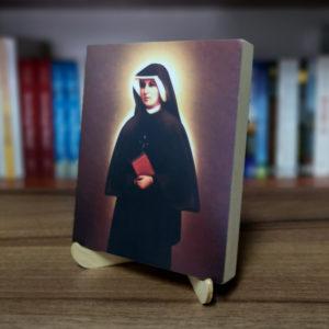 Ikonka – Św. Faustyna – ze stojaczkiem
