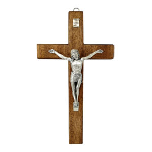 Krzyż drewniany prosty 26 cm