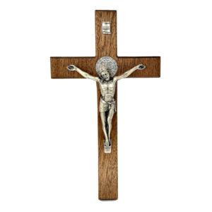 Krzyż benedyktyński wiszący 26 cm